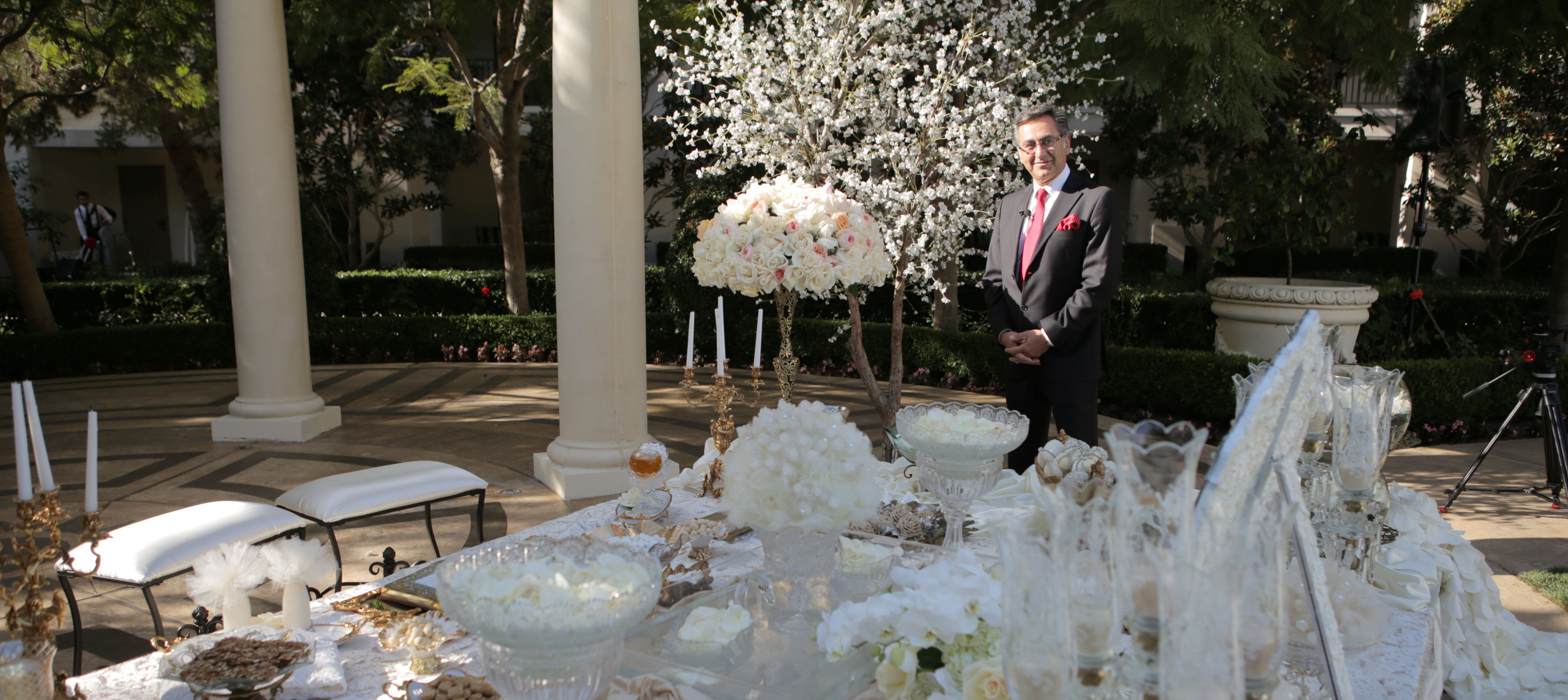 Yorkshire Wedding Cakes Persian